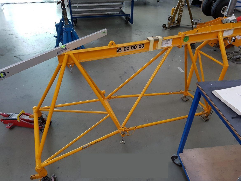 Image of Engine Rig