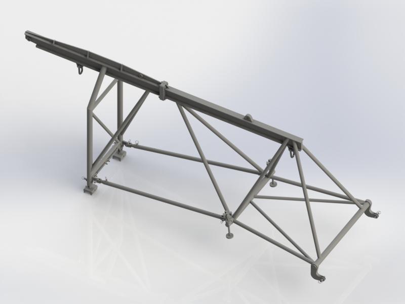 Maintenance Rig Model